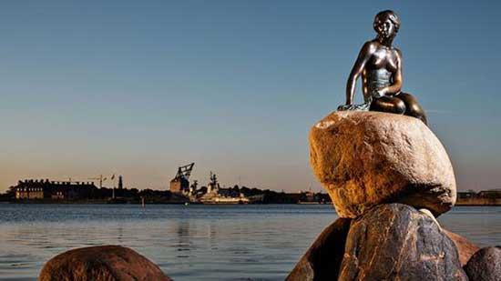 Малката русалка на Копенхаген