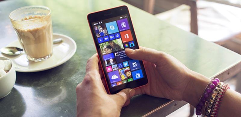 Ревю на Microsoft Lumia 535