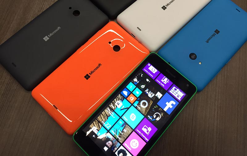 Microsft Lumia 535