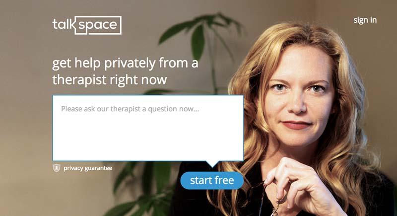 Talkspace - вашият онлайн психолог