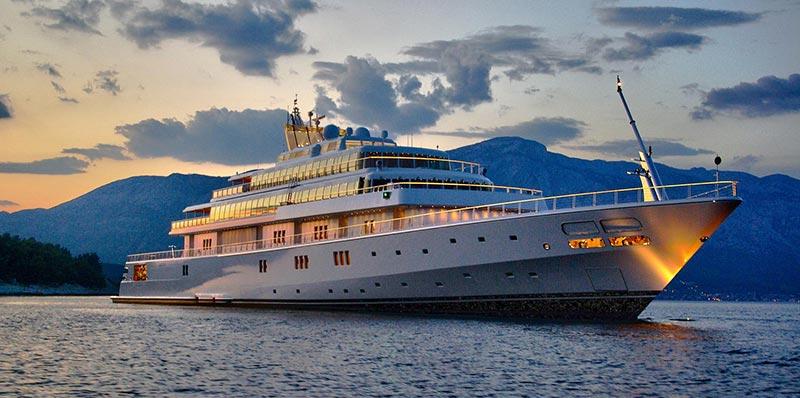 Топ 10 на най-скъпите яхти в света