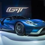 Ford GT дебютира на европейска земя