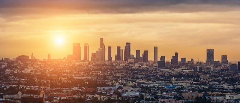 LA е в топ 10 на най-посещаваните места в Америка