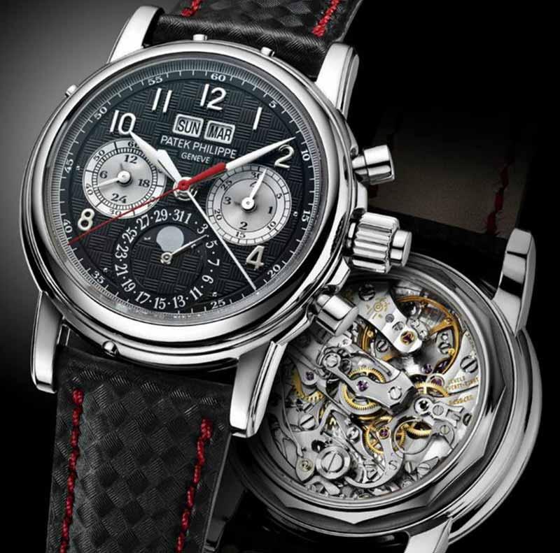 Топ 10 на най-скъпите часовници