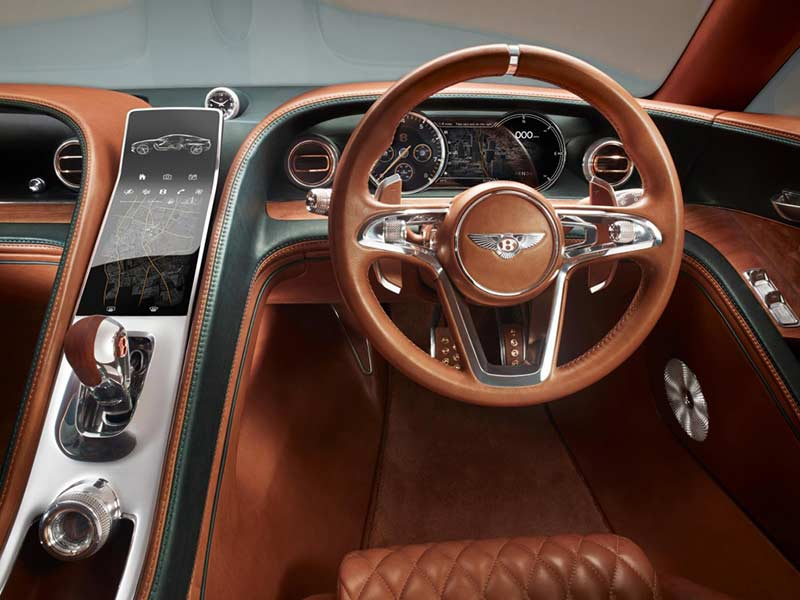 Bentley Speed 6 дебютира в Женева