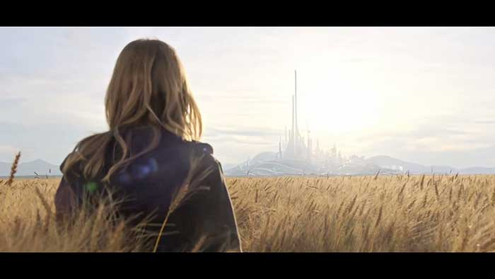 """Утрешна земя"" (TOMORROWLAND) 2015"
