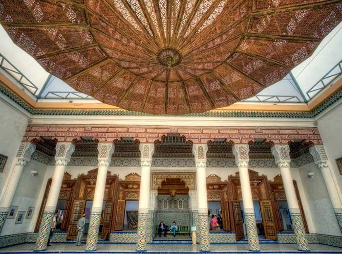 Маракеш - архитектура
