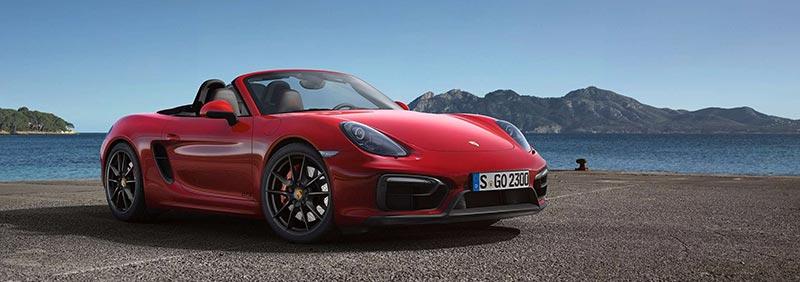 Porsche Boxster Spyder е новото бижу на немската компания