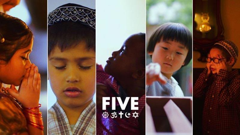5 деца, 5 религии, 1 урок по човечност