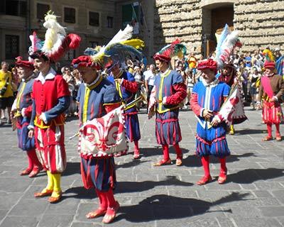 Фестивалите във Флоренция