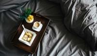 Закуска в леглото от IKEA
