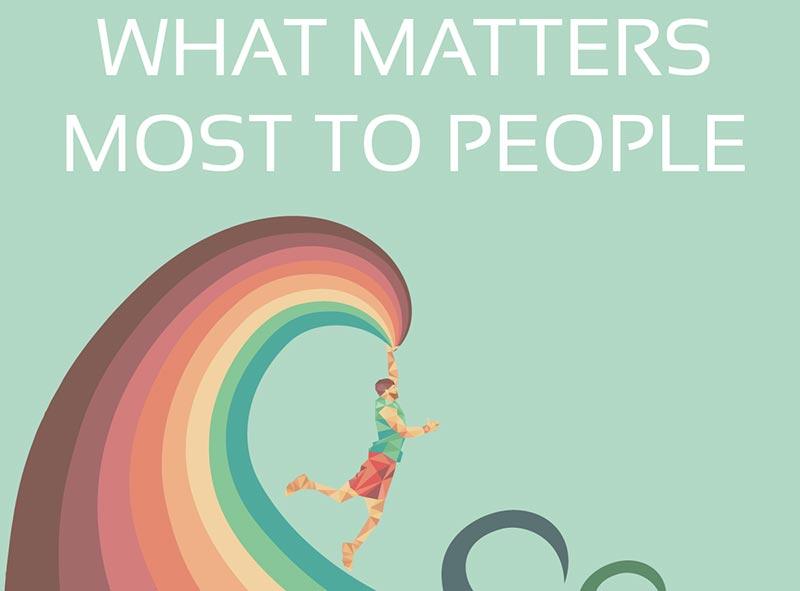 Кое е най-важното нещо за хората по целия свят