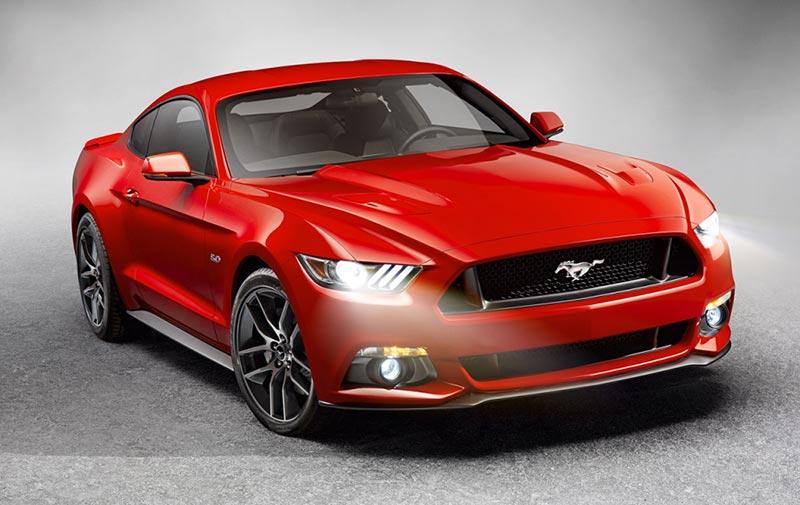 Ford Mustang се завръща в Европа
