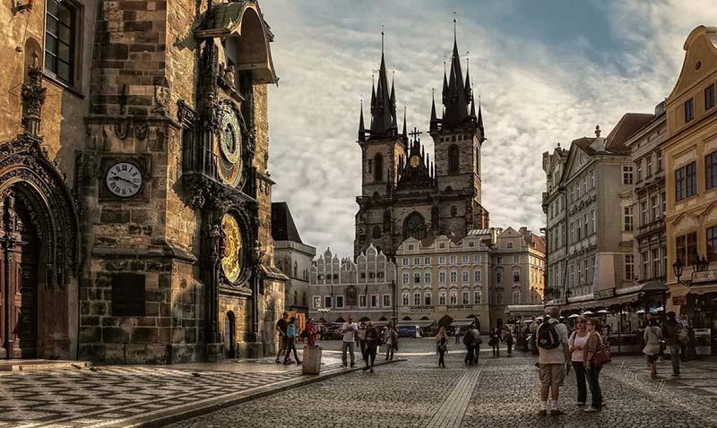 Прага е сред топ 10 на туристическите дестинации за 2015