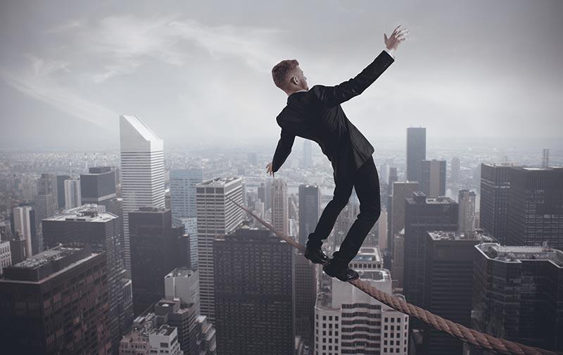 Всичко в живота е въпрос на баланс