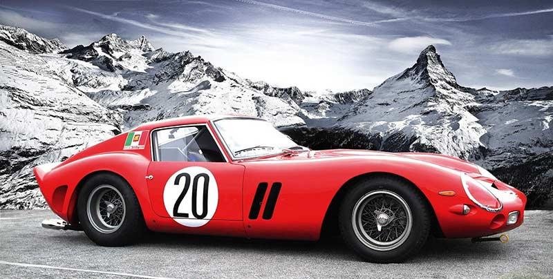 Топ 10 на най-стилните класически автомобили
