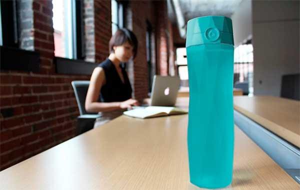HidrateMe - умната бутилка за вода