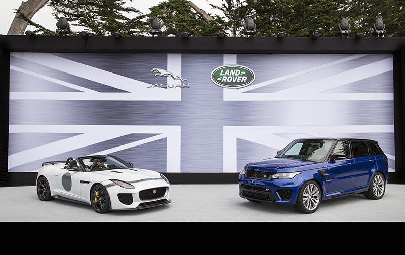 Jaguar Land Rover SVO