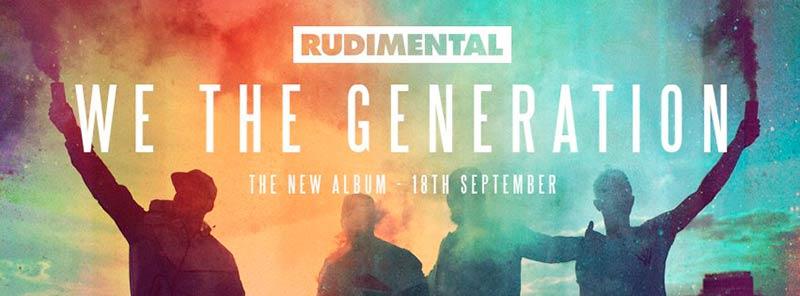 "Рудиментал - ""We The Generation"""