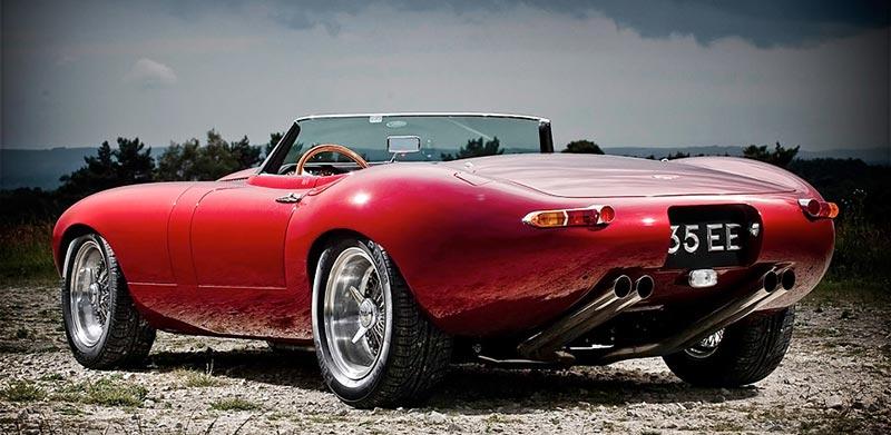 Най-стилните класически автомобили