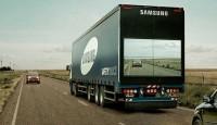 Безопасният камион на Samsung