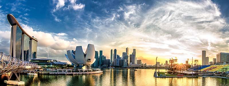 Сингапур и азиатският модел на успеха