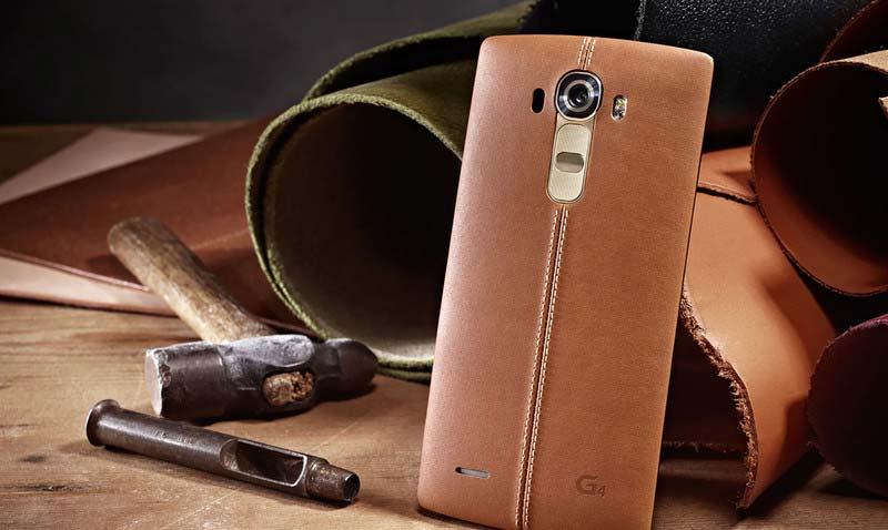 LG G4 поправя грешките на предшествениците си