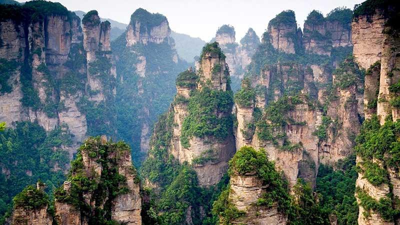 10 невероятни места, които наистина съществуват