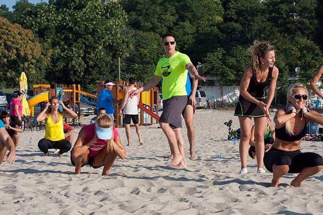 Ясен Любенов за спортната инициатива във Варна