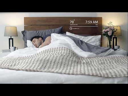 Luna - умното легло