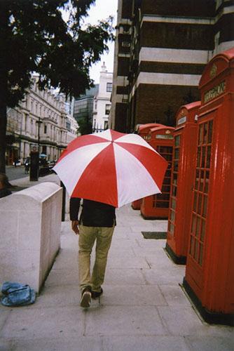 My London - през погледа на бездомните