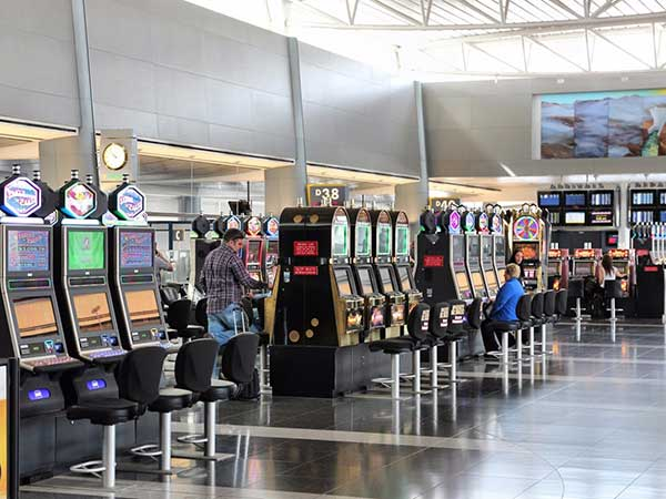Las-Vegas'-McCarran-International-Airport