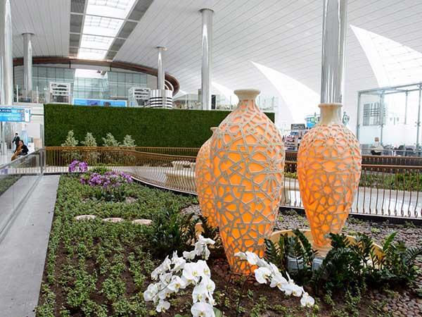 Кои са най-забавните летища в света