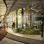 Първият подземен парк в света