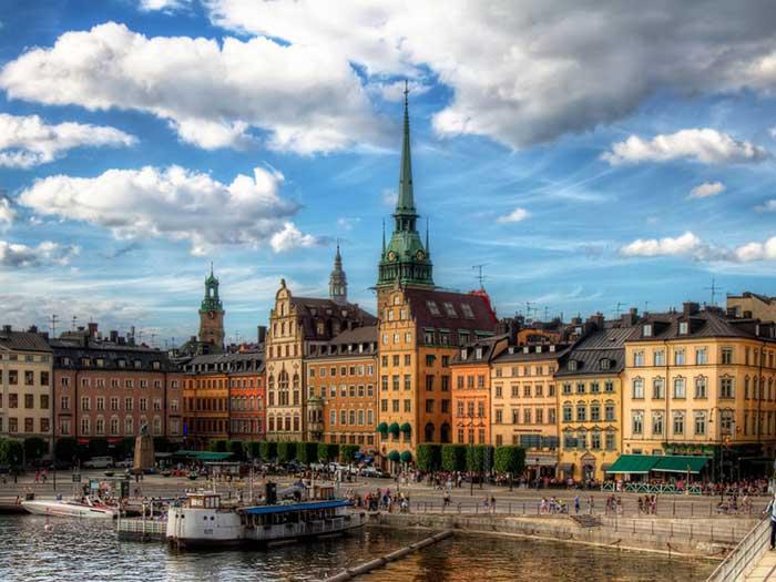 Швеция е една от най-скъпите туристически дестинации
