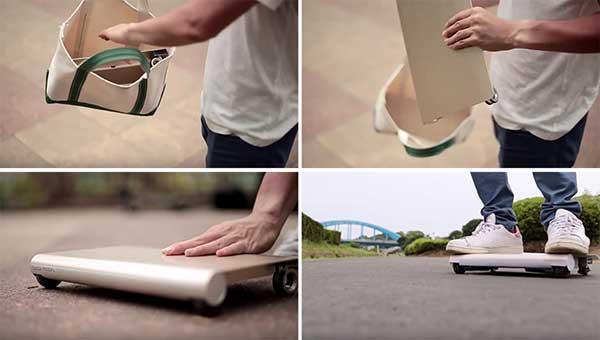 WalkCar - устройство на електрическата мобилност