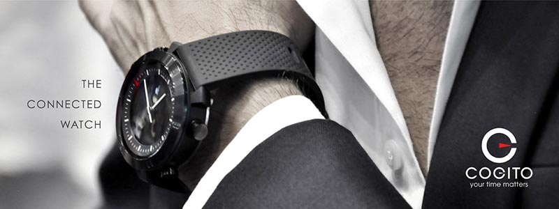 Cogito Pop - класическият смарт часовник
