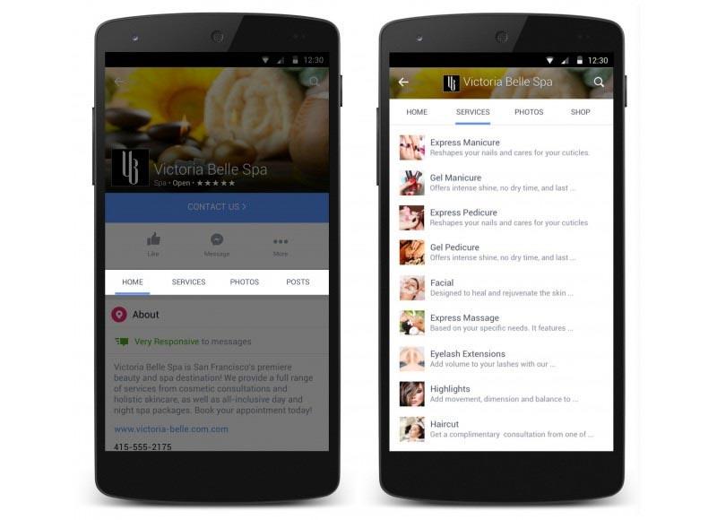 Facebook превръща страниците в онлайн мол