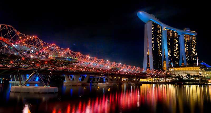 Топ 10 на най-красивите мостове в света
