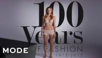 Женската мода през последните 100 години