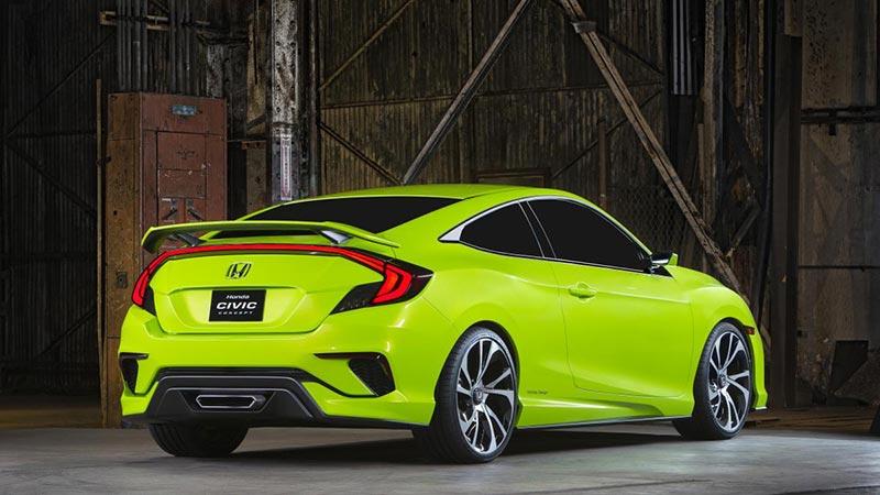Honda Civic дебютира в САЩ през септември