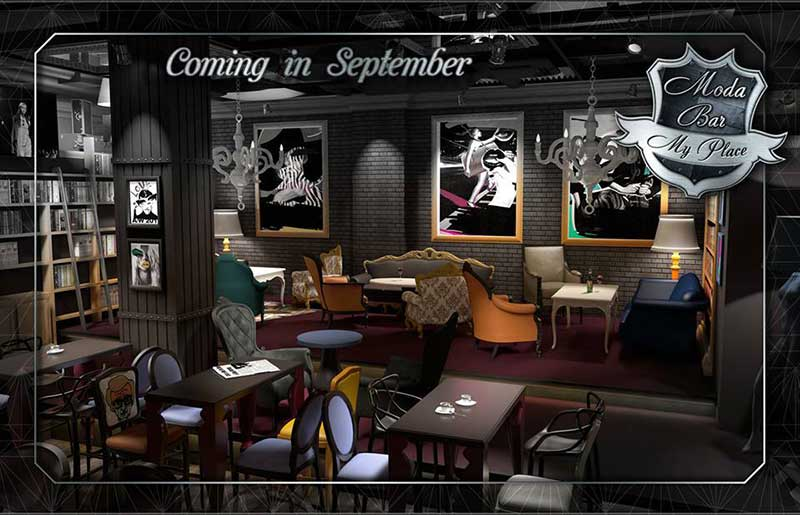 Moda Bar My Place отваря врати през септември