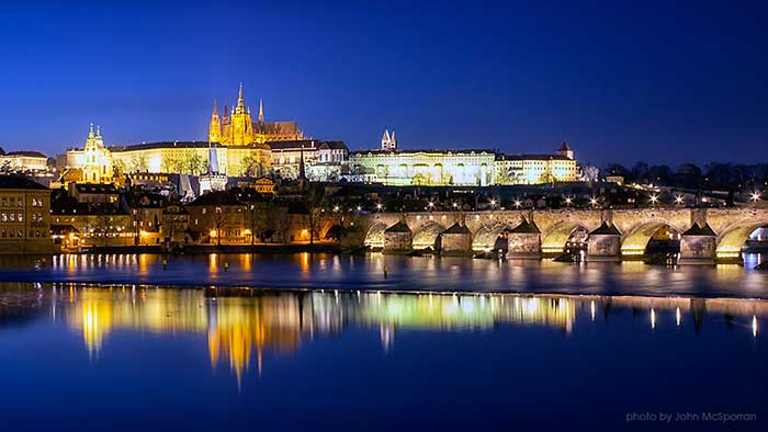 Замъкът Прага, Чехия
