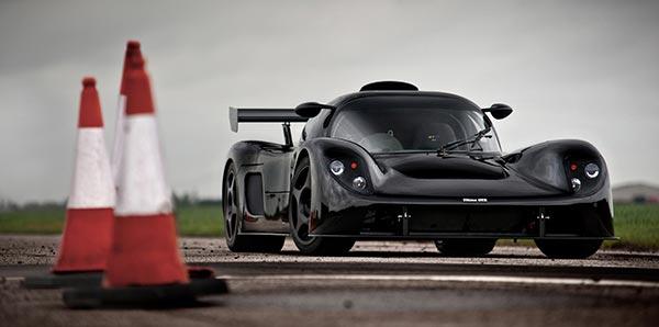 Най-бързите серийни автомобили в света