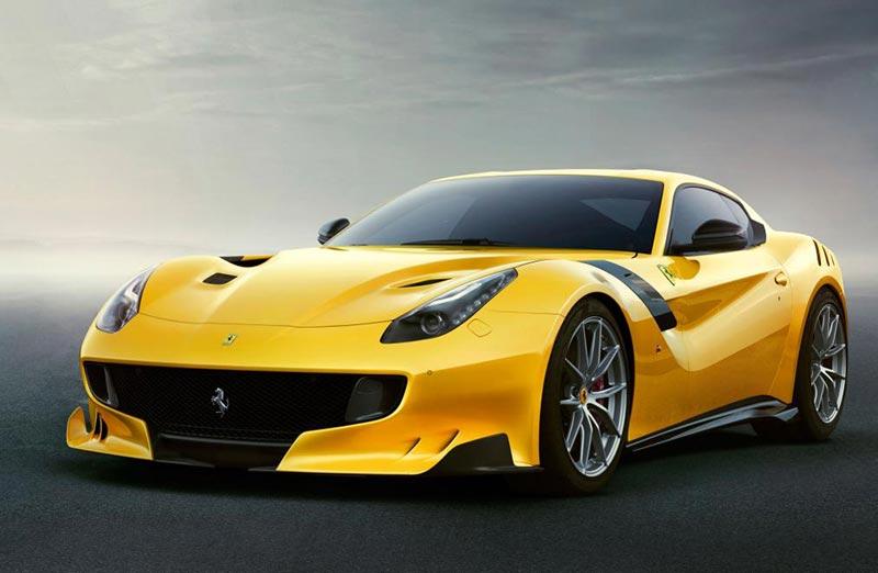 Ferrari представи новото F12