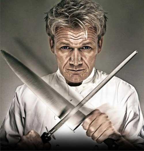 От готвач към бизнесмен - Гордън Рамзи