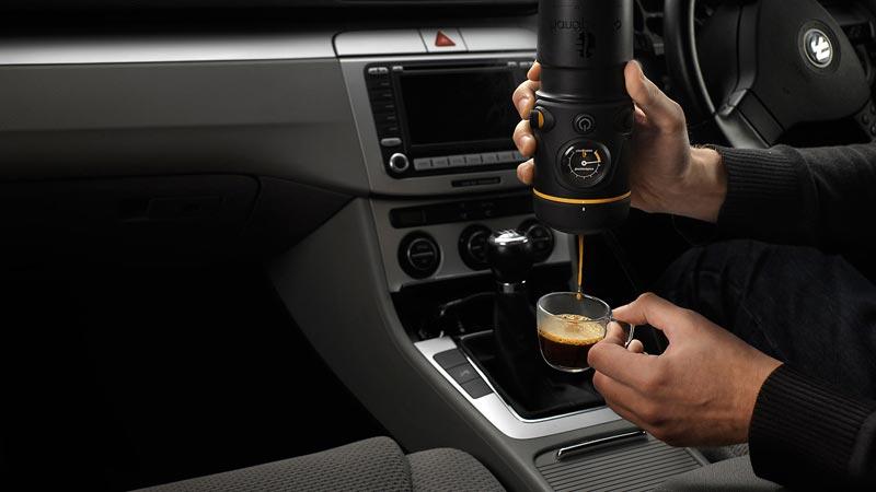 Handpresso – подвижната кафе машина