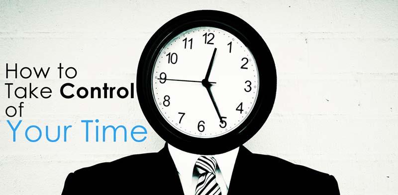 Поемете контрол върху времето си