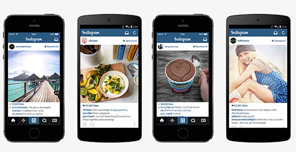 Instagram реклама точно в целта