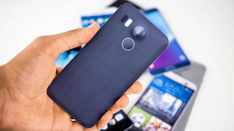 LG Nexus 5X идва с нова ОС